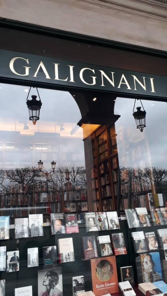 Livraria Galignani