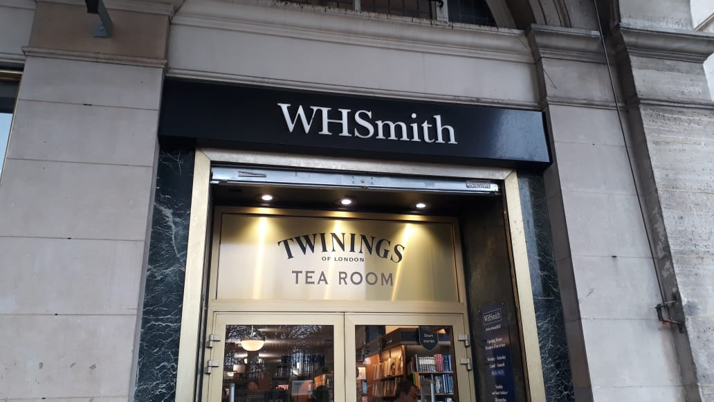 Livraria WHSmith